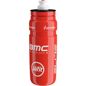 Elite Fly Team Bidón 750ml, Team BMC Vifit